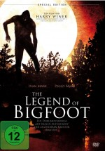 Jaquette The Legend of Bigfoot