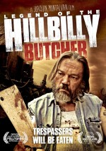 Jaquette The Legend of the Hillbilly Butcher