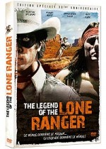 Jaquette The Legend of the Lone Ranger (Édition 30ème Anniversaire)