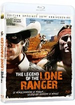 Jaquette The Legend of the Lone Ranger (�dition 30�me Anniversaire)