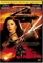 Jaquette The Legend of Zorro
