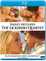 Jaquette The Lickerish Quartet