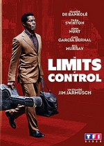 Jaquette The Limits of Control