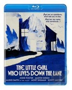 Jaquette The Little Girl Who Lives Down the Lane