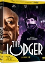 Jaquette The Lodger (Les cheveux d'or) (Combo Blu-ray + DVD)