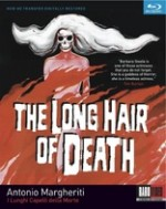 Jaquette The Long Hair of Death