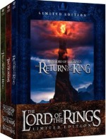 Jaquette The Lord Of The Rings: Limited Edition 3 Pack