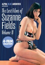 Jaquette The Lost Films of Suzanne Fields - Volume 2