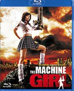 Jaquette The Machine Girl