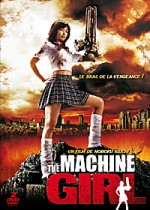 Jaquette The Machine Girl (édition Collector)