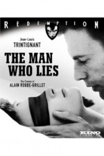 Jaquette The Man Who Lies