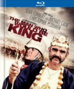 Jaquette The Man Who Would Be King [Blu-ray Book]