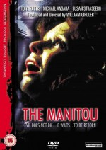 Jaquette The Manitou