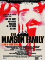 Jaquette The MANSON FAMILY