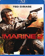 Jaquette The Marine 2 (édition Blu-ray + DVD)