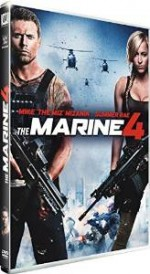 Jaquette The Marine 4 : Moving Target