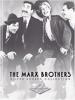 Jaquette The Marx Brothers Silver Screen Collection