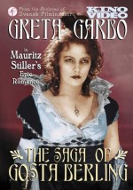 Jaquette The Masterworks of Silent Cinema: The Saga of Gosta Berling