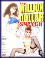 Jaquette The Million Dollar Snatch EPUISE/OUT OF PRINT