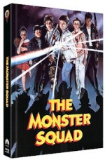 Jaquette The Monster Squad (Blu-Ray+2DVD) - Cover B