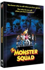 Jaquette The Monster Squad (Blu-Ray+2DVD) - Cover C
