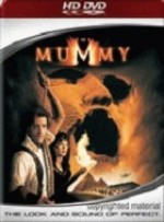 Jaquette The Mummy