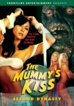 Jaquette The Mummy's Kiss : Second Dynasty EPUISE/OUT OF PRINT