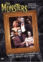 Jaquette The Munsters : America's First Family Of Fright