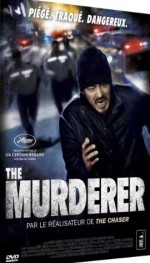 Jaquette The Murderer