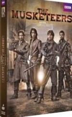 Jaquette The Musketeers - Saison 1
