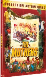 Jaquette The Muthers