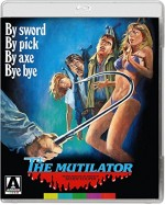 Jaquette The Mutilator (Blu-ray + DVD)