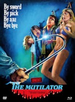 Jaquette The Mutilator (Cover A)