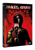 Jaquette The Nail Gun Massacre (Blu-ray + DVD) - Cover A