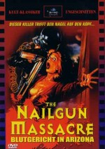 Jaquette The NAILGUN MASSACRE