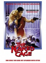 Jaquette The Naked Cage (DVD + BLURAY) - Cover A
