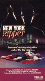 Jaquette The NEW YORK RIPPER