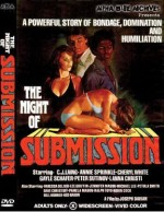 Jaquette The Night of Submission