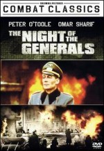 Jaquette The Night of the Generals