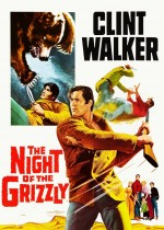 Jaquette The Night of the Grizzly