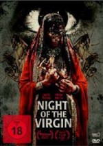 Jaquette The Night of the Virgin
