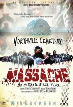 Jaquette The Northville Cemetery Massacre EPUISE/OUT OF PRINT