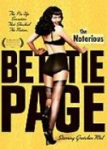Jaquette The Notorious Bettie Page