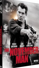 Jaquette The November Man