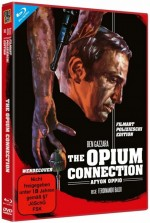 Jaquette The Opium Connection (DVD + BLURAY)