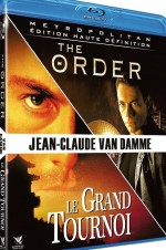 Jaquette The Order + Le grand tournoi
