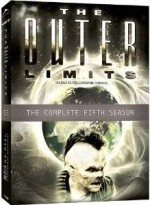 Jaquette The Outer Limits - The Complete Fifth Season