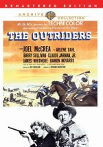 Jaquette The Outriders (Warner Archive)