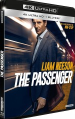 Jaquette The Passenger [4K Ultra HD + Blu-ray]