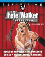 Jaquette The Pete Walker Collection